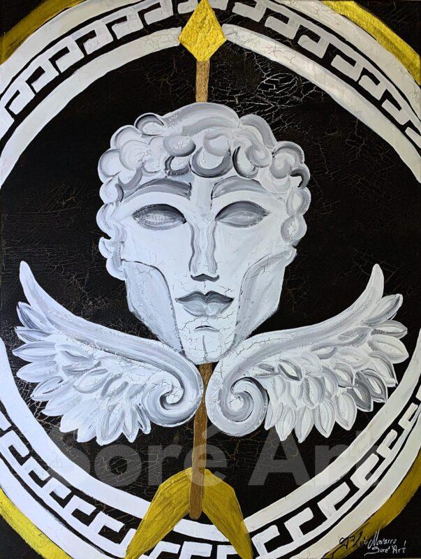 Medallon de Eros