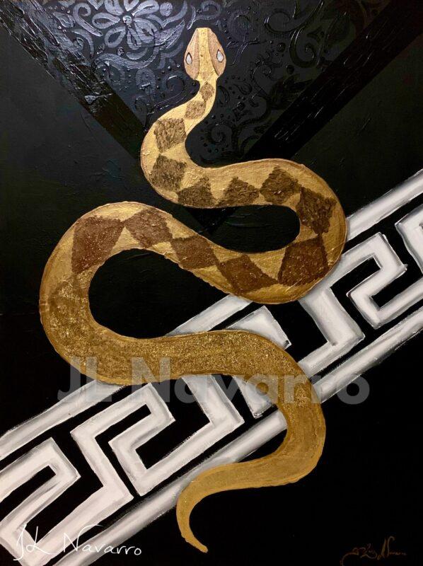 Serpiente Dorada